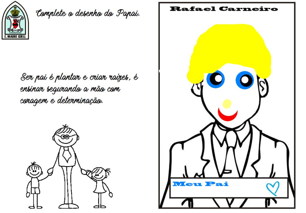 Rafael Carneiro Educandario Madre Guell